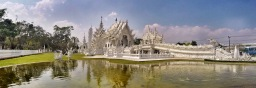 Chiang Rai – Wat Rong Khun & Cherntawan Meditation Center